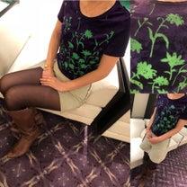 今日の姫コーデ   ベロアのTシャツの記事に添付されている画像