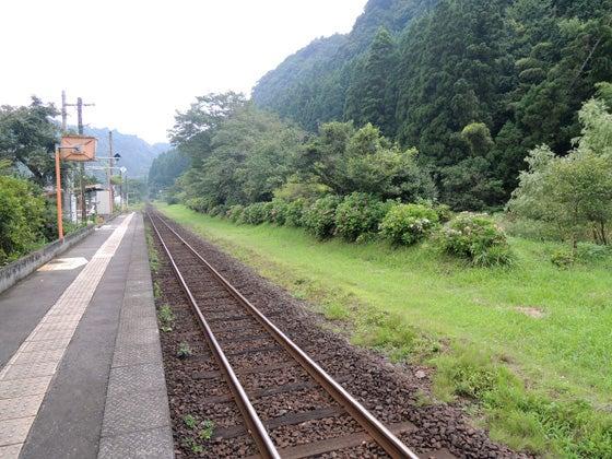 久大本線・豊後中川駅