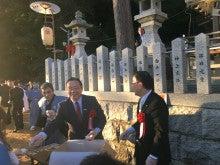 三輪神社秋祭り