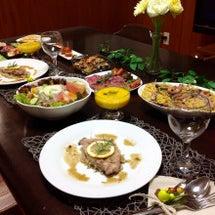 我が家のディナー