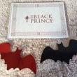 THE BLACK …