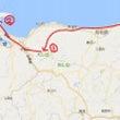 鳥取島根旅行の2日目…