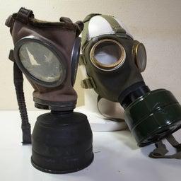 画像 Swedish and Hungarian Gas Mask の記事より 1つ目