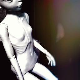 画像 球体関節人形の話 の記事より 3つ目