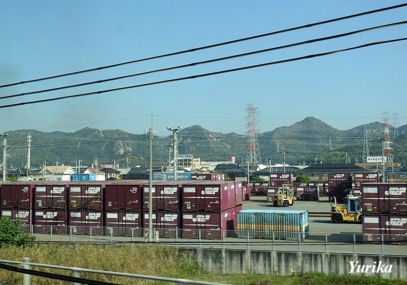 15JRコンテナ倉庫