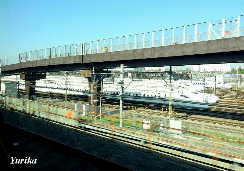 10JR東海新幹線鳥飼基地
