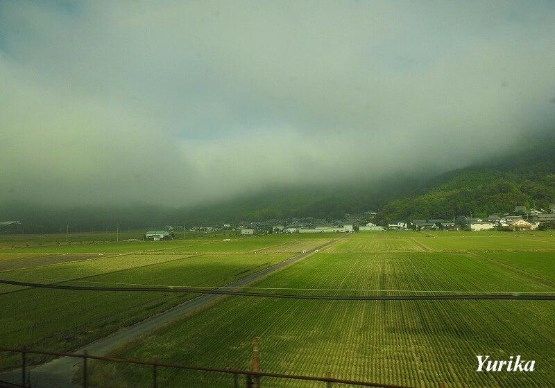 04濃霧の安土