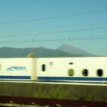 姫路の旅--新幹線の…