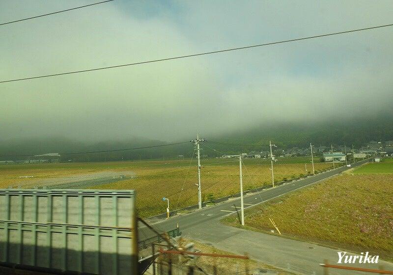 05濃霧の安土