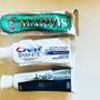 歯磨き粉❤︎