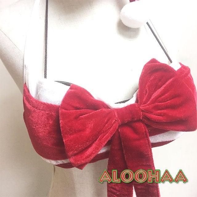 ポリネシアンダンサーのクリスマス衣装、衣装アイディア