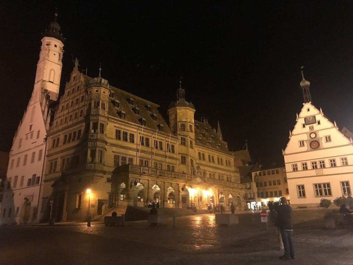 ドイツ新婚旅行日記⑦ローテンブルク観光