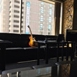 快適な環境でギターレ…