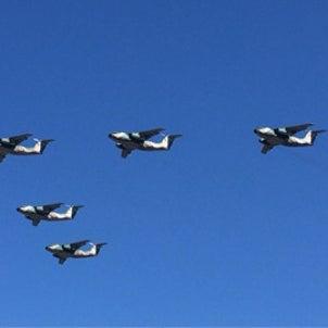 入間航空祭 ブルーインパルスを見てきました!の画像