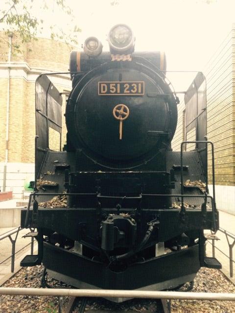 国鉄D51形蒸気機関車。|俺とお...