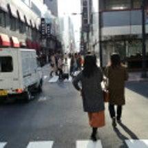 翌日も東京
