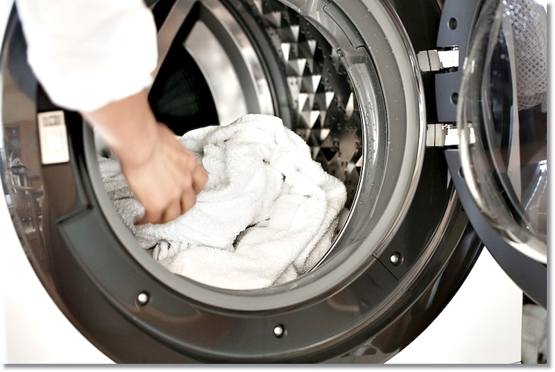 & SLOW LIVING:洗濯機