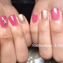 pink&bronz…