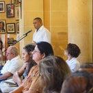 革命の地で核廃絶を訴える。@キューバの記事より