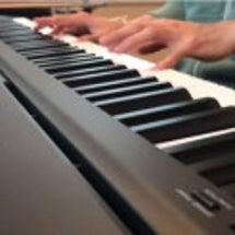 チャンミンのピアノ練…