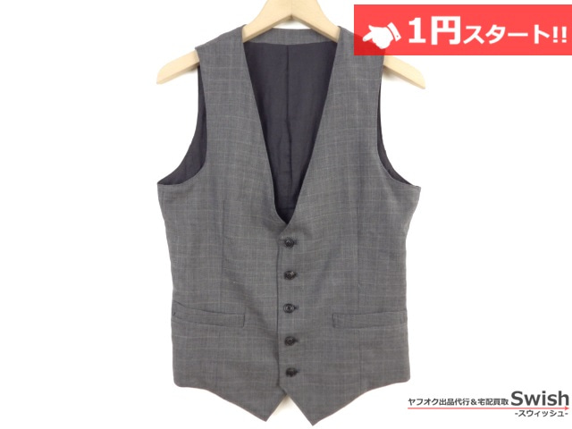 【ヤフオク1円開始】COOTIE/ETRO他人気メンズブランドのシャツを多数出品中ですの記事より