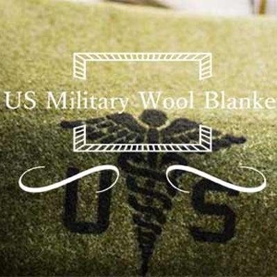 軍モノキャンプギア◆Made in USA「丈夫なウール100%ミリタリーブランの記事に添付されている画像