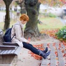 秋のお散歩撮影♪