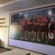 ミャンマーサッカーを…
