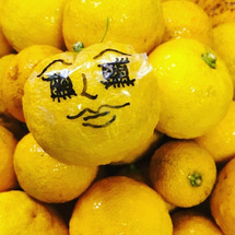 柚子のジャム
