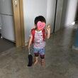 次男初めての幼稚園体…