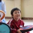 田村市の滝根幼稚園に…