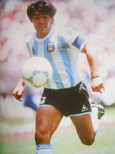 john-mmが書きます~映画、スポーツ、音楽のブログ1982年スペインW杯 マラドーナの輝き 対ハンガリー戦