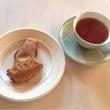 お菓子と紅茶のあるバ…