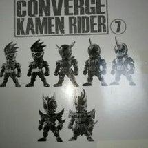 仮面ライダーコンバー…