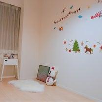 息子の部屋をクリスマス仕様に♡クローゼット収納♡の記事に添付されている画像
