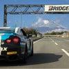 富士スピードウェイで走り込み フォードGT40も!の画像