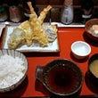 上天ぷら定食@、松(…