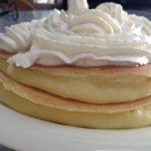 ホットケーキ食べたい