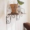 オールセリア商品でお洒落なアイアン棚DIY*の画像