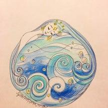 波のリズムは地球のゆ…