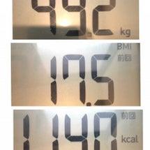 生理前の体重について