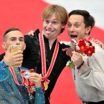 NHK杯終わりました