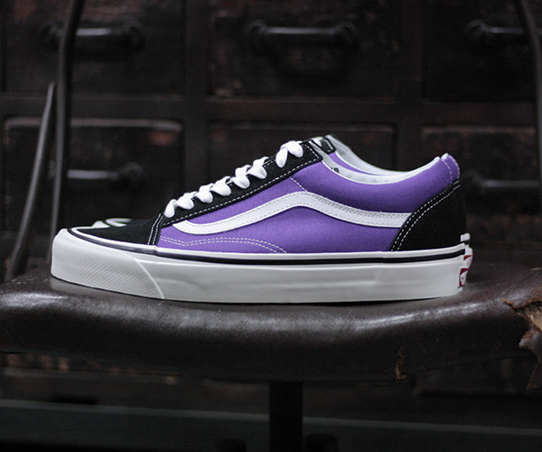 21e057db85c VANS ANAHEIM FACTORY OLD SKOOL-PURPLE-|「アンドフェブ and pheb ...