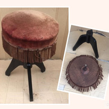 ピアノ椅子の修復1