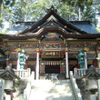 某日 三峰神社へ出没…