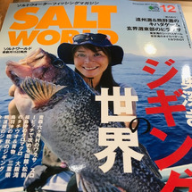 SALT WORLD…