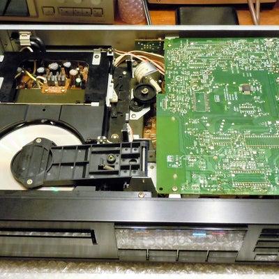 DENON  DCD-1800R  の修理の記事に添付されている画像
