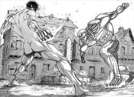 「進撃の巨人 総合格闘技」の画像検索結果