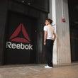 The Reebok…