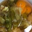 私はスープだけ(^_…